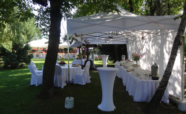namioty catering