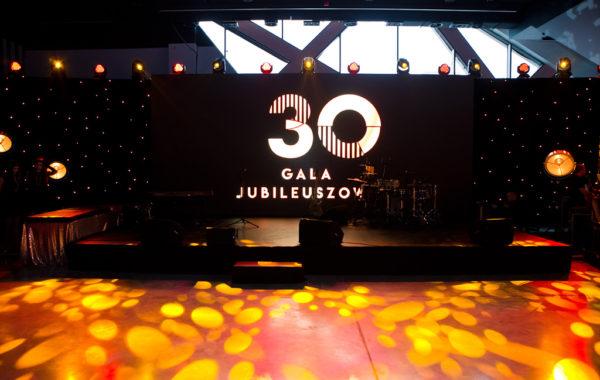 Gala jubileuszowa MZA